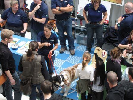 Salon info-canin - Centre canin Toutou Concept